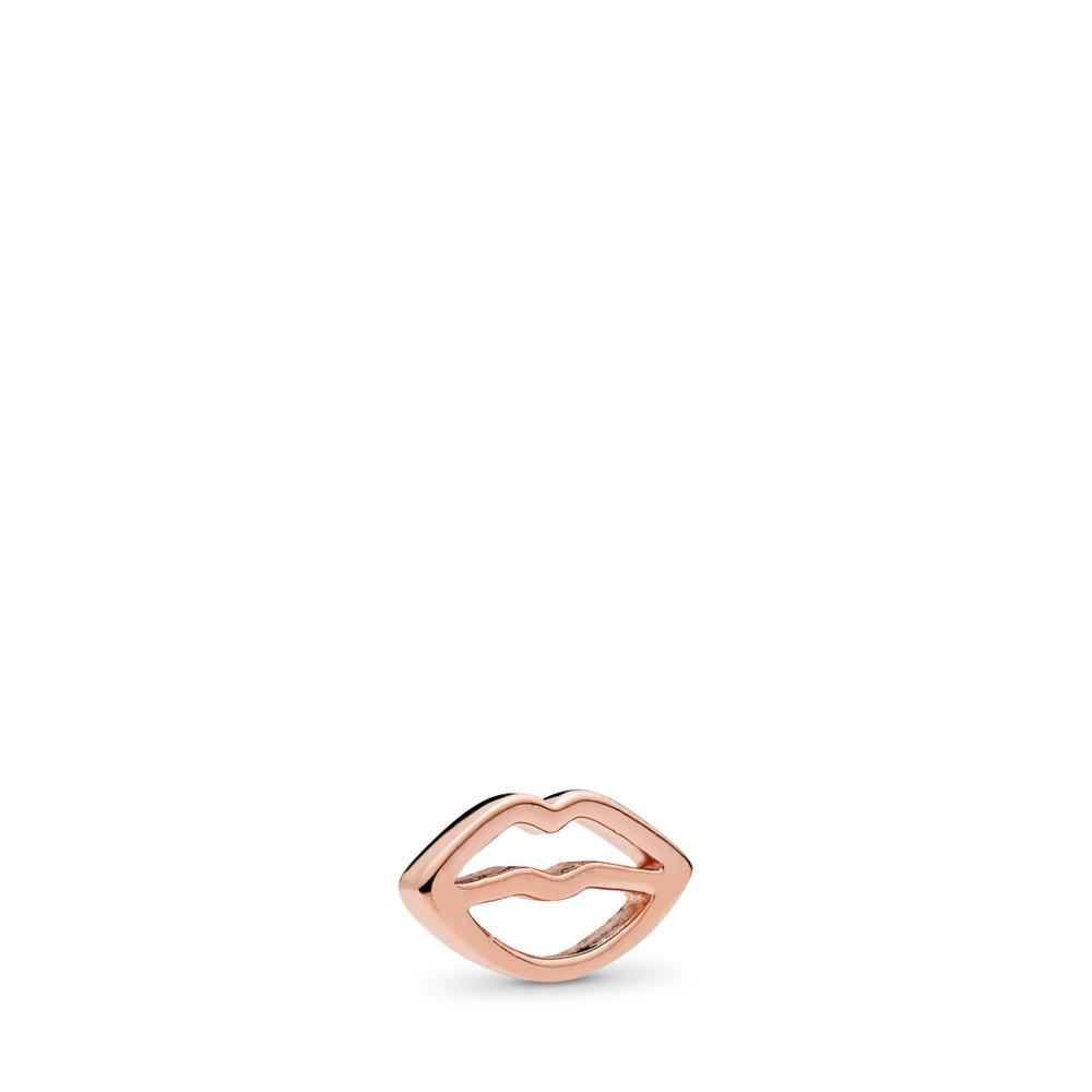 Love Kiss Petite Locket Charm, PANDORA Rose™, PANDORA Rose - PANDORA - #786589