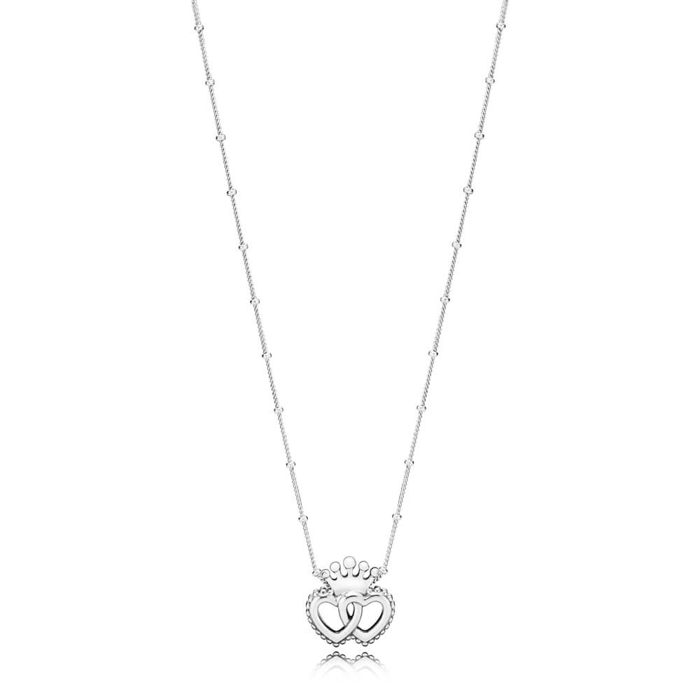 United Regal Hearts Necklace