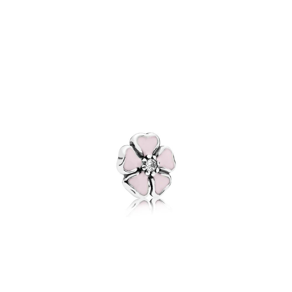 Cherry Blossom Petite Locket Charm
