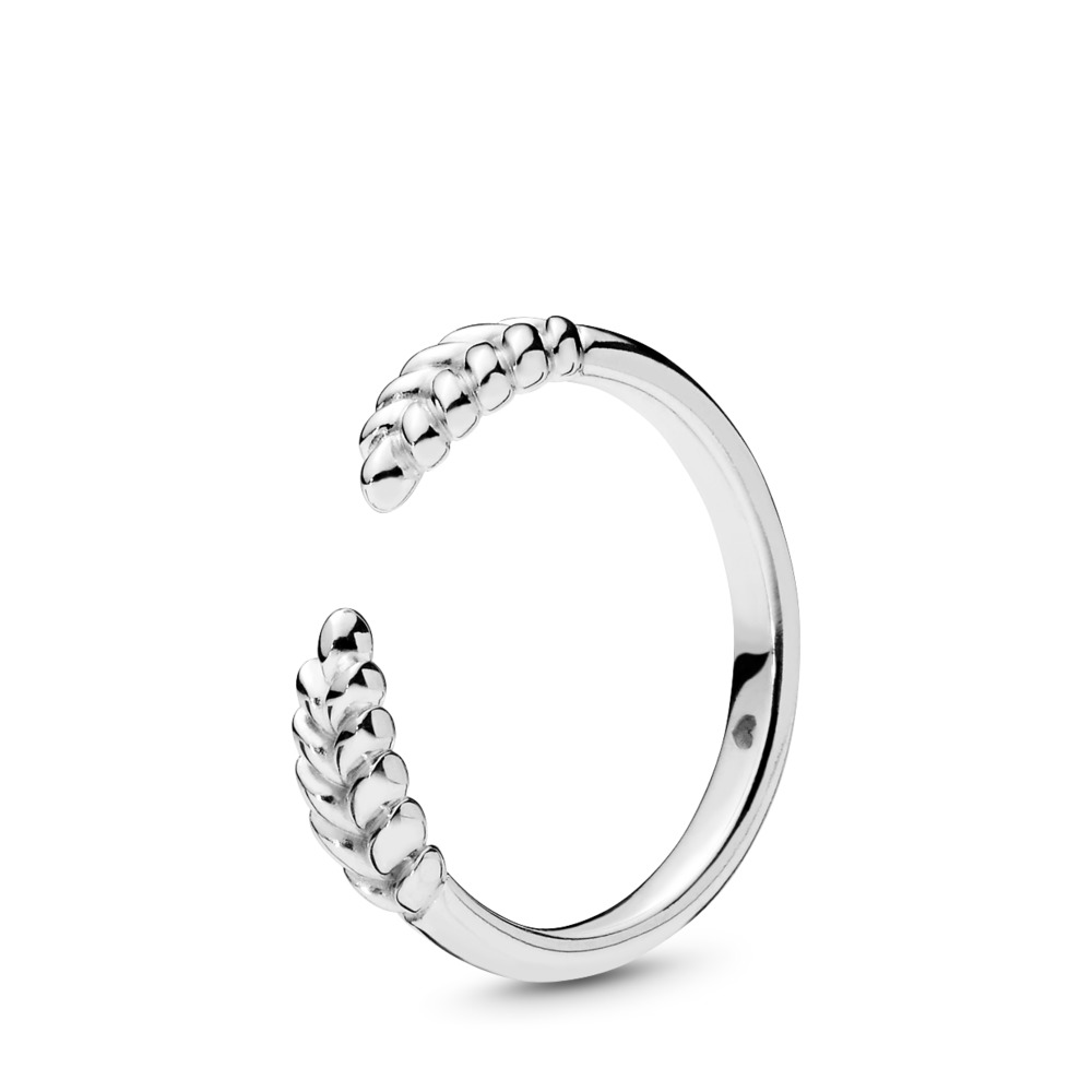 Open Grains Ring, Sterling silver - PANDORA - #197699