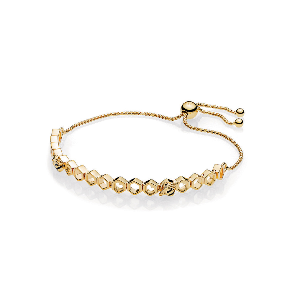 Limited Edition PANDORA Shine™ Honeybee Bracelet