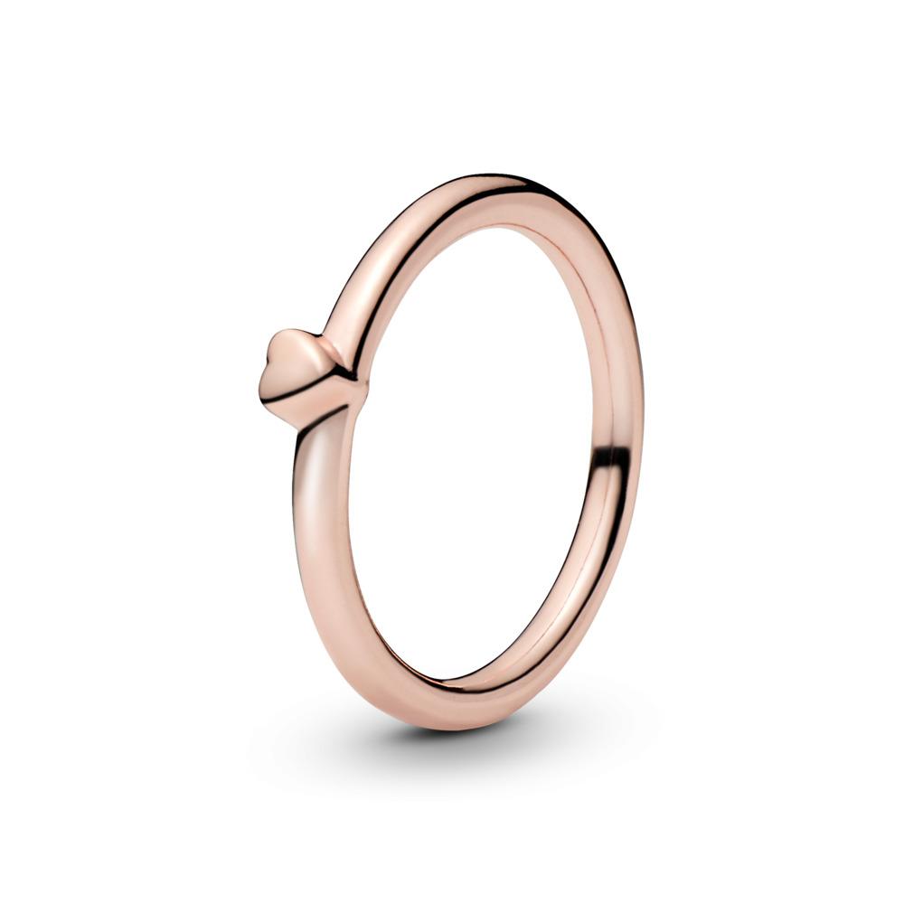 Puzzle Heart Ring, PANDORA Rose™, PANDORA Rose - PANDORA - #186551