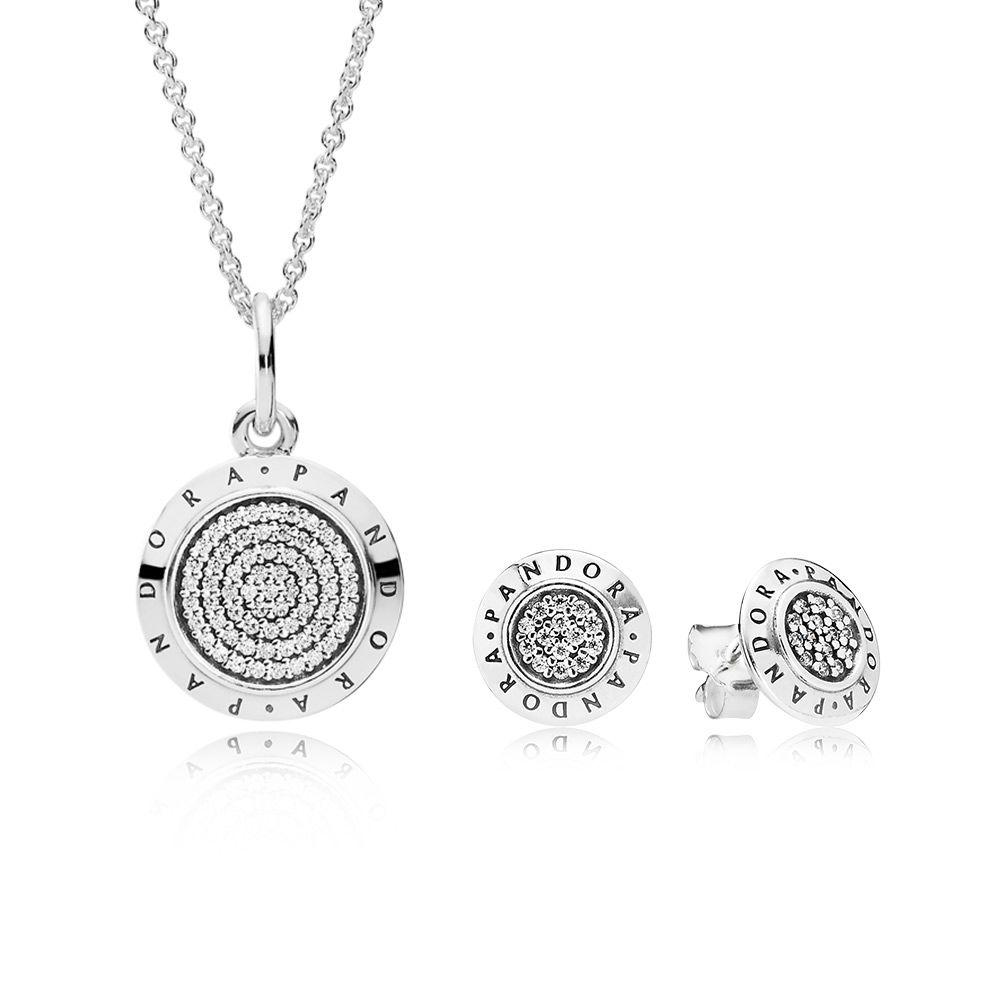 PANDORA Signature Jewelry Set