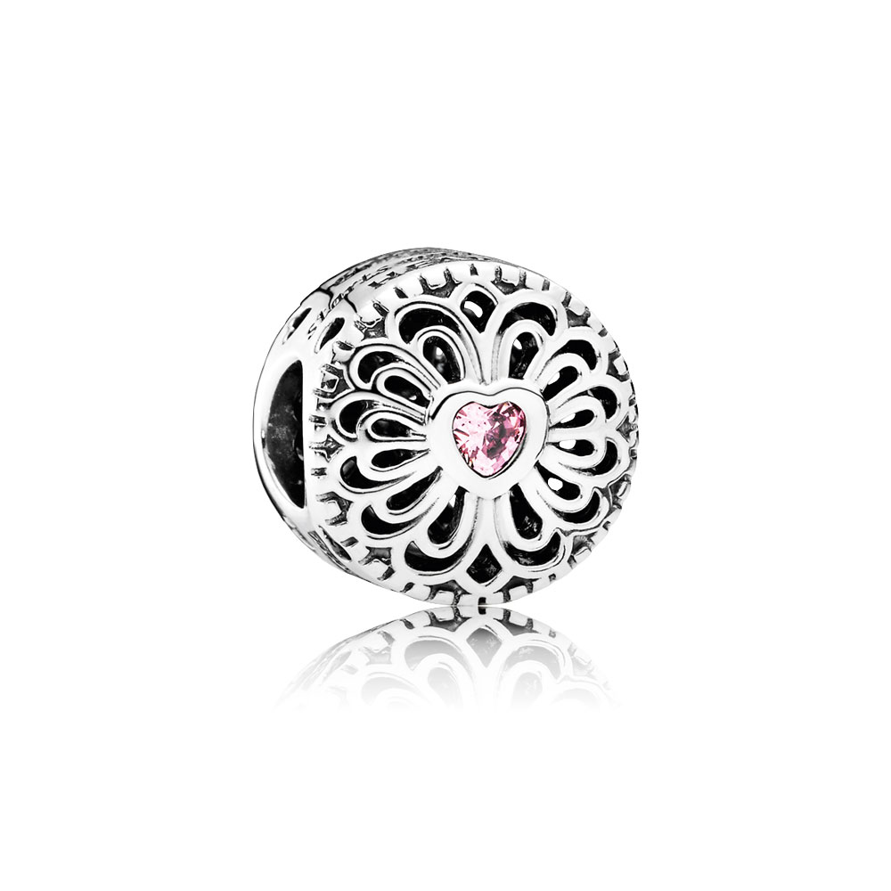 Love & Friendship, Pink CZ