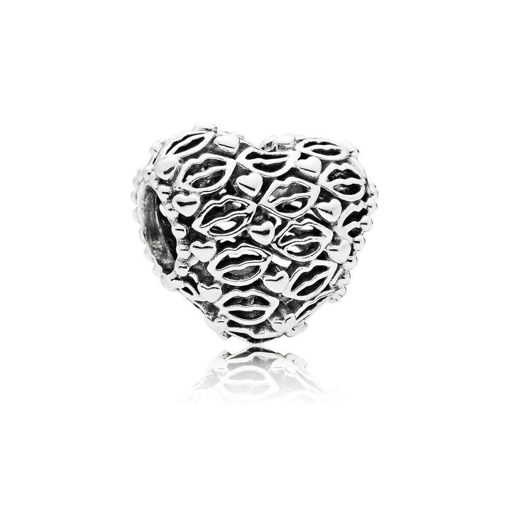 Love & Kisses Charm