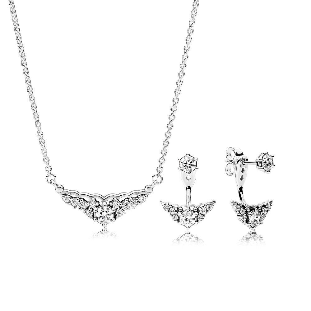 Fairytale Tiara Jewelry Set