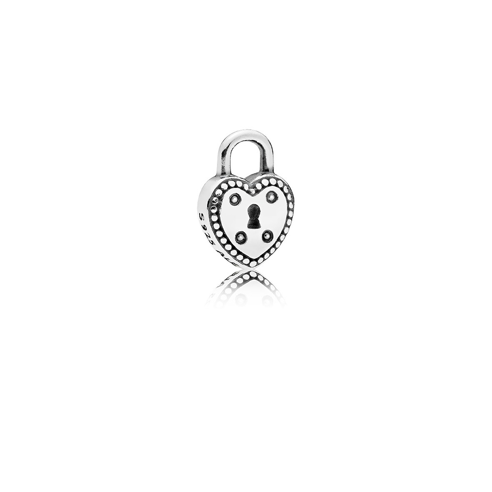Love Lock Petite Locket Charm