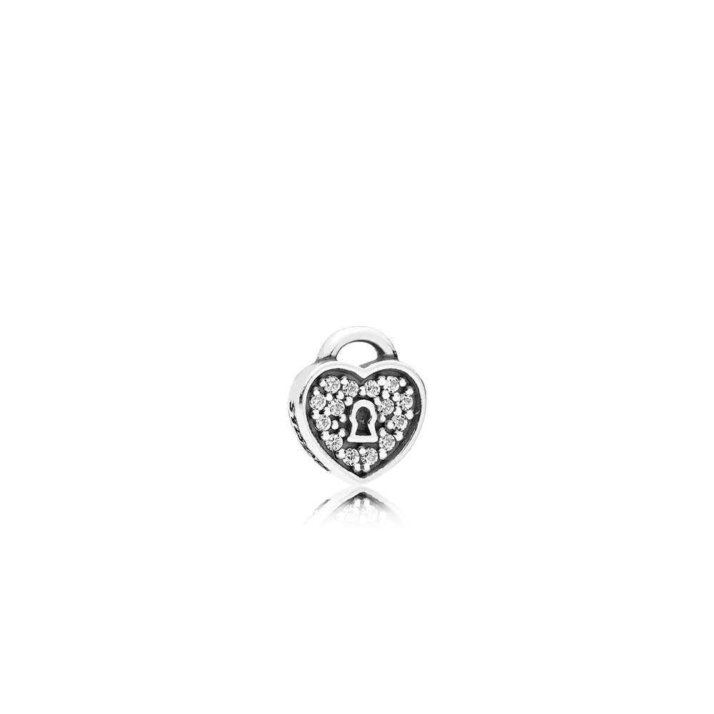 Lock of Love Petite Locket Charm