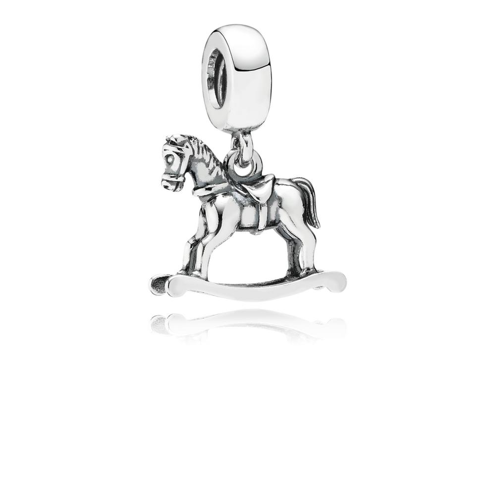 Rocking Horse Charm