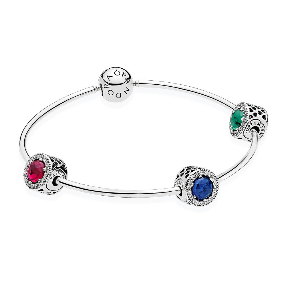 PEACE, OPTIMISM, & PASSION ESSENCE Bracelet Set