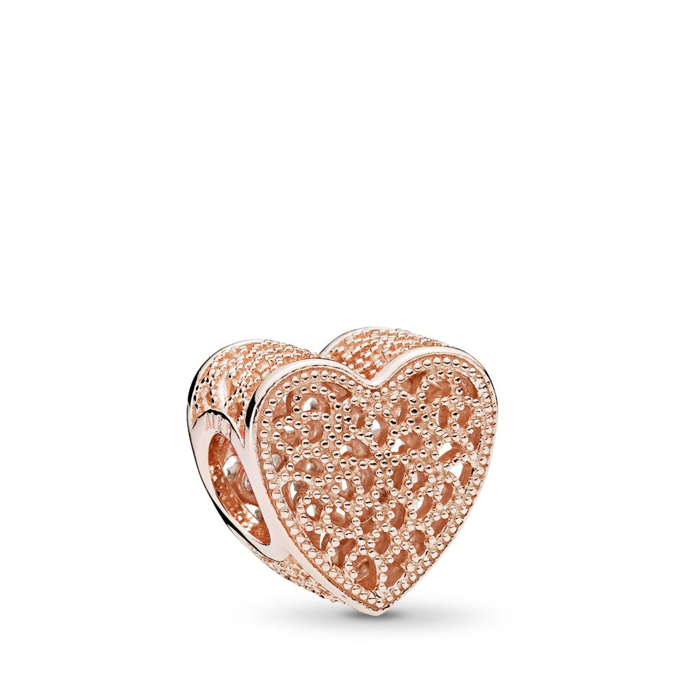 Filled with Romance Charm, PANDORA Rose™, PANDORA Rose - PANDORA - #781811