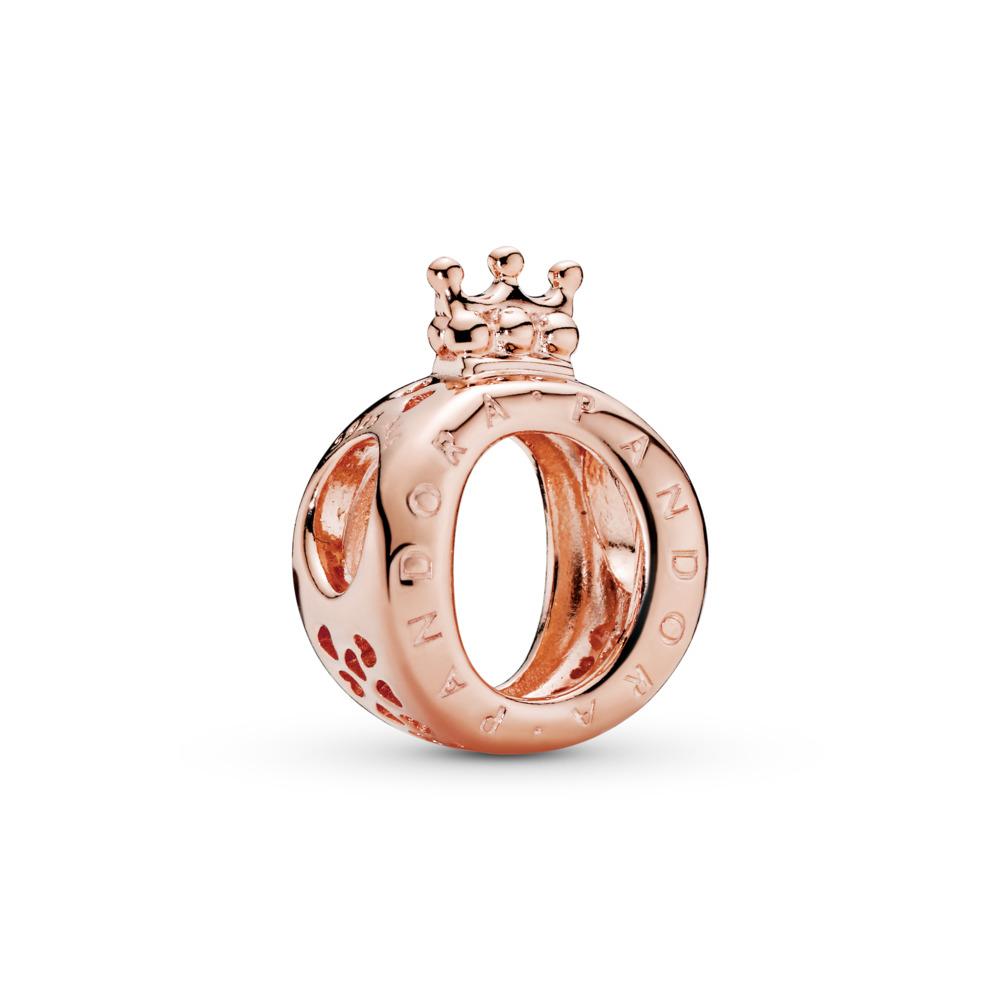 PANDORA Crown O Charm, PANDORA Rose™, PANDORA Rose - PANDORA - #787401