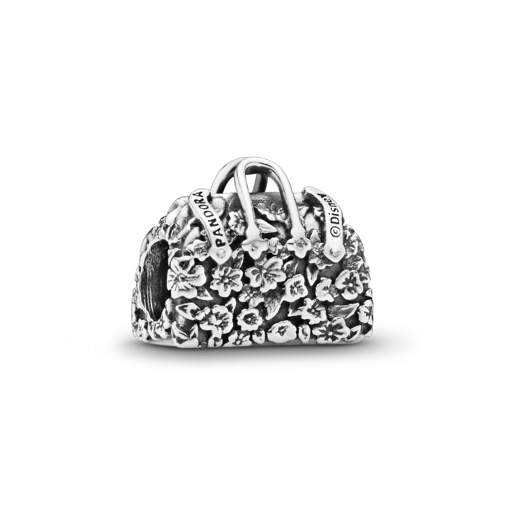 Disney, Mary Poppins' Bag Charm, Sterling silver - PANDORA - #797506