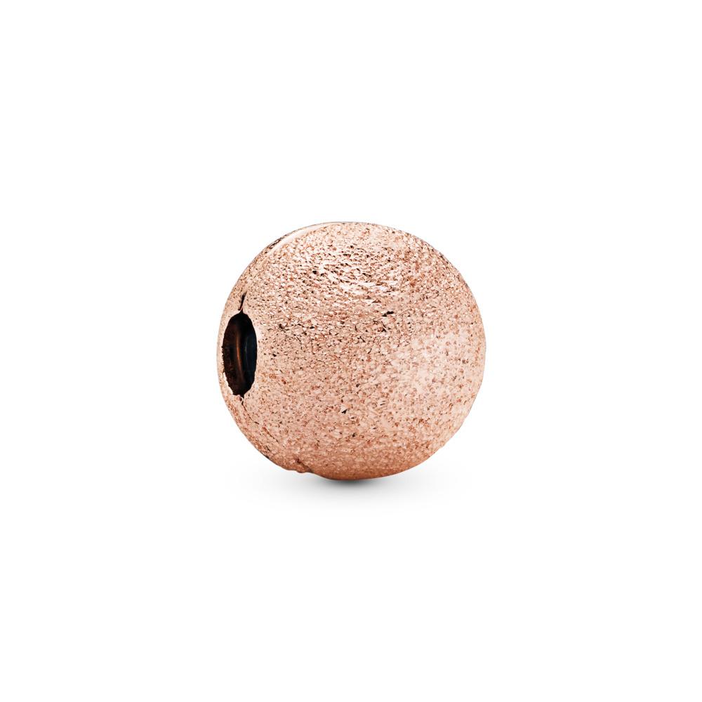 Matte Brilliance Charm, Pandora Rose™, PANDORA Rose, Silicone - PANDORA - #787895