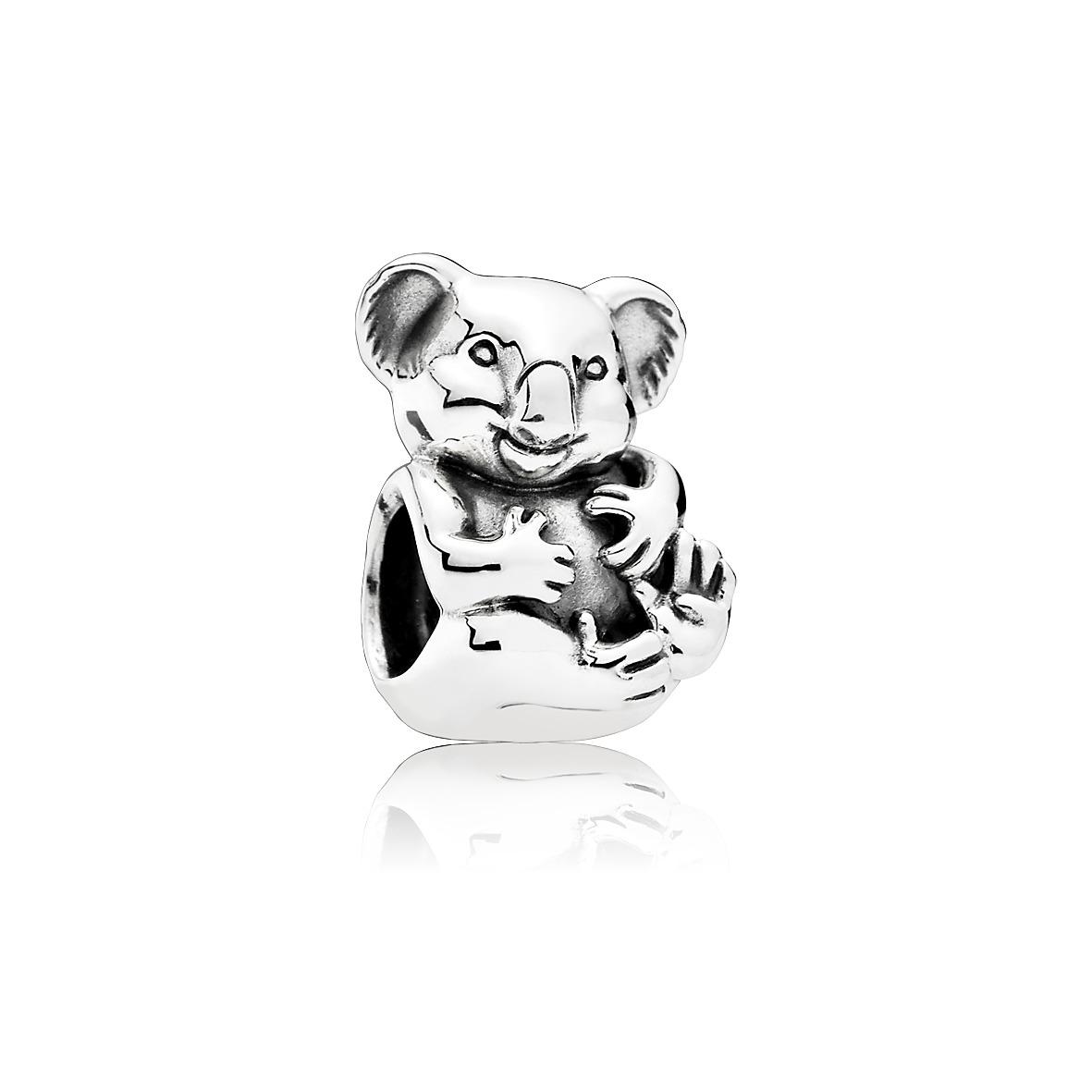Cuddly Koala Charm