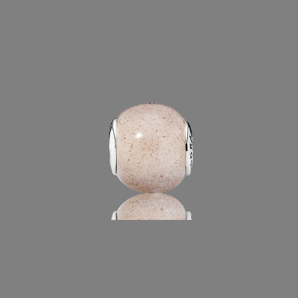 LOVE Charm, Pink Moonstone