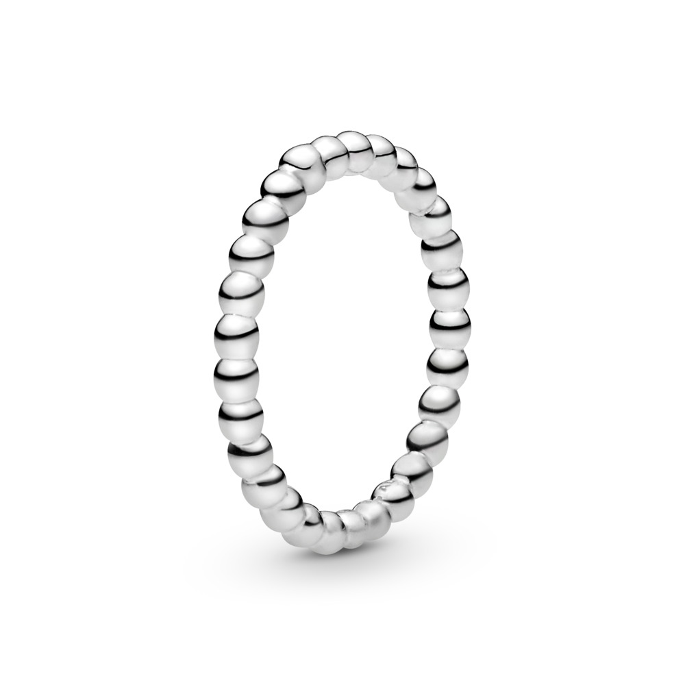 Eternal Clouds Stackable Ring, Sterling silver - PANDORA - #190615