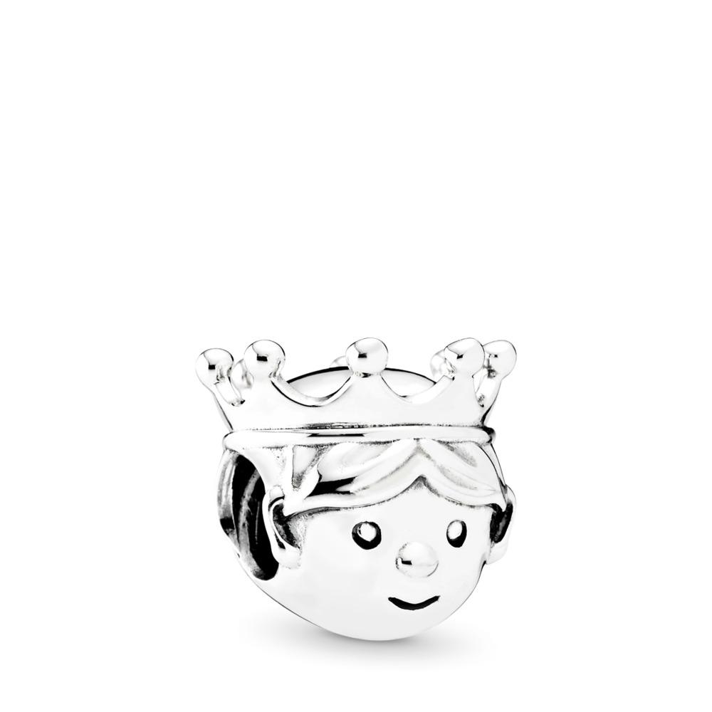 Precious Prince Charm, Sterling silver - PANDORA - #791959