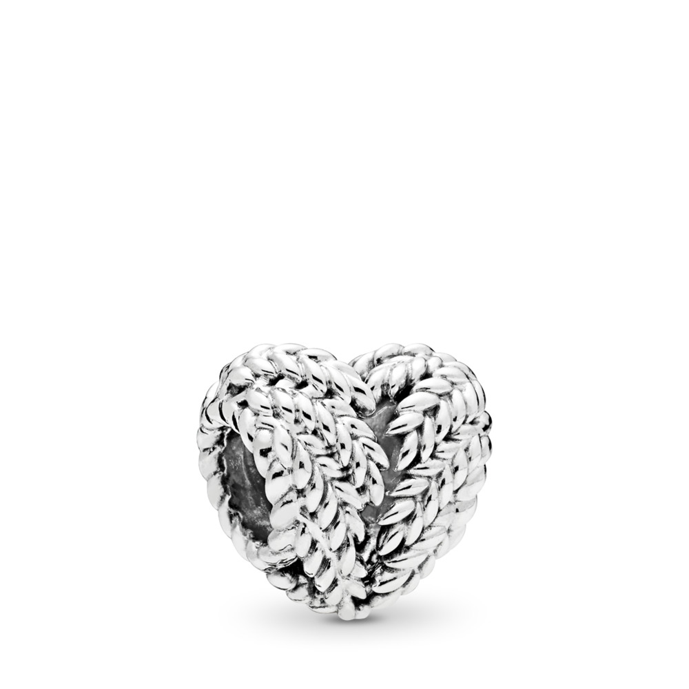 Icon of Nature Charm, Sterling silver - PANDORA - #797618