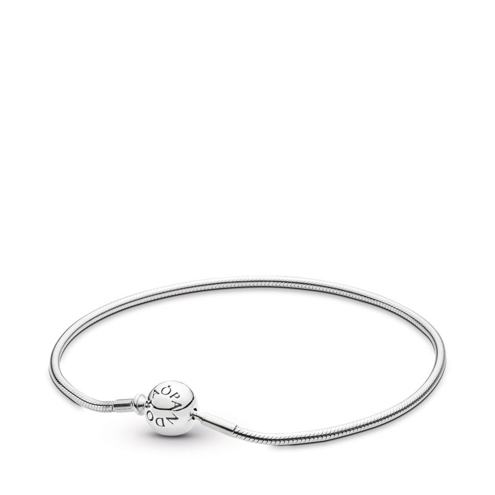 ESSENCE COLLECTION, Sterling Silver Bracelet, Sterling silver - PANDORA - #596000