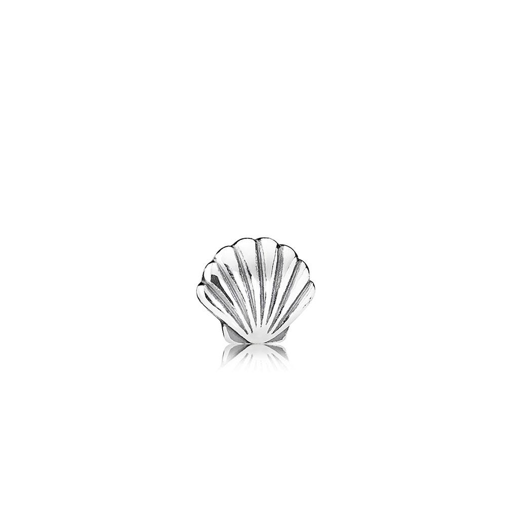 Tropical Shell Petite Locket Charm