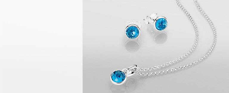 December Birthstone Jewelry