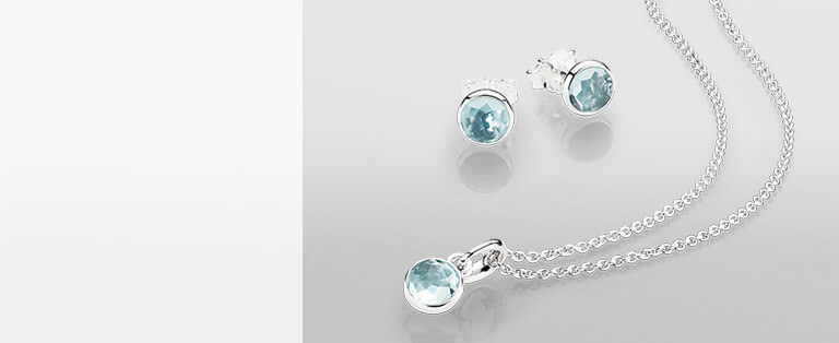 March Birthstone Jewelry