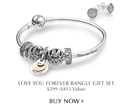 LOVE YOU FOREVER BANGLE GIFT SET