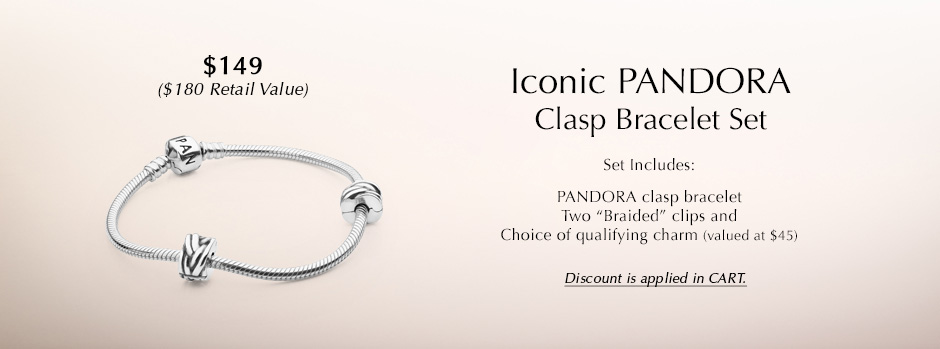 Build A Set - Iconic Clasp Bracelet Set