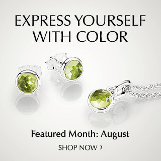 EXPRESS YOURSELF WITH COLOR. Featured Month: August. Shop Now.