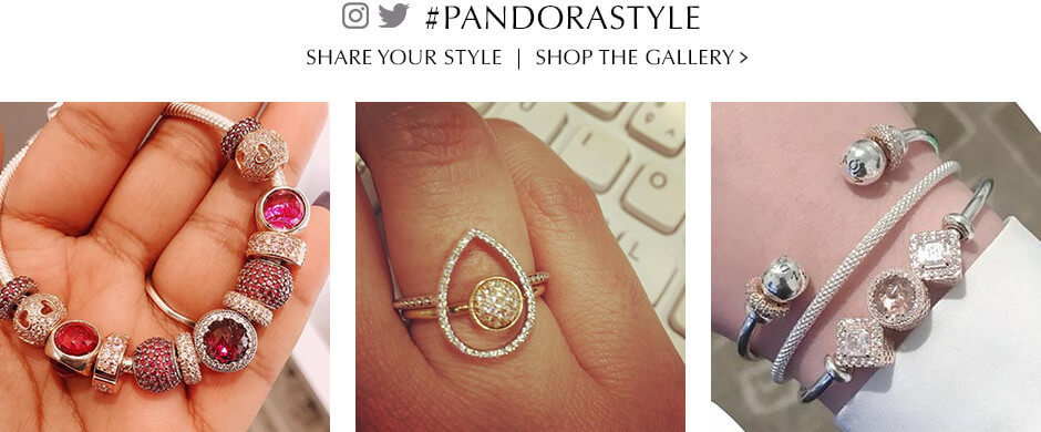 Pandora Style. Shop the Gallery.