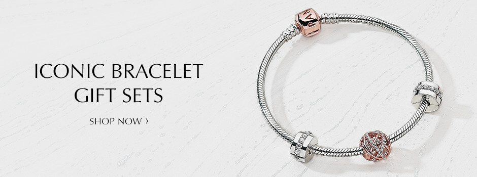 Iconic Bracelet Gift Sets. Shop Now.
