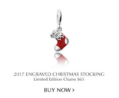 2017 ENGRAVED CHRISTMAS STOCKING