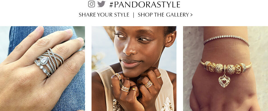 Pandora Style. Shop the Gallery.