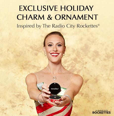 Radio City Rockettes Ornament & Charm