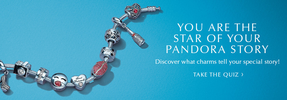 You are the star of your PANDORA story.