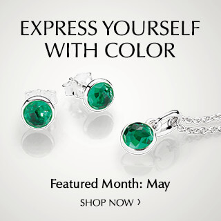 EXPRESS YOURSELF WITH COLOR. Featured Month: May. Shop Now.