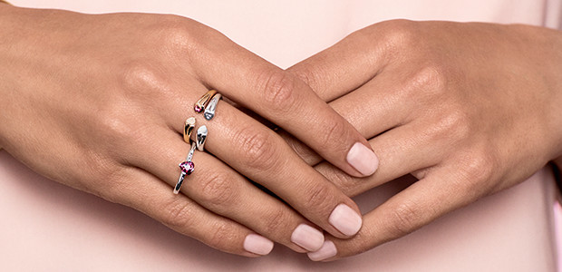 SHOP STACKABLE RINGS