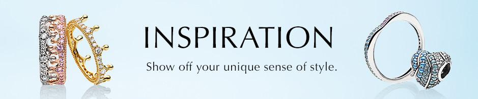 Inspiration: Show off your unique sense of style!