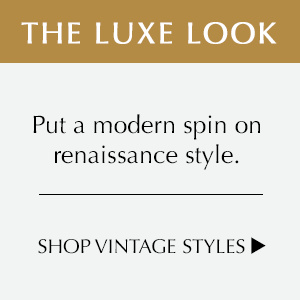 The Luxe Looks. Shop Vintage Styles.